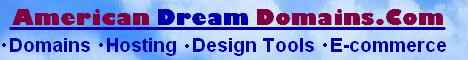 American Dream Domains Banner